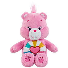 Buy Care Bears Hopeful Heart Bean Bag Online at johnlewis.com