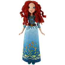 Buy Disney Princess Classic Merida Doll Online at johnlewis.com
