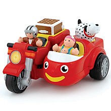 Buy WOW Toys Motorbike Max Online at johnlewis.com
