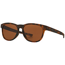 Buy Oakley OO9315 Stringer D-Frame Sunglasses Online at johnlewis.com