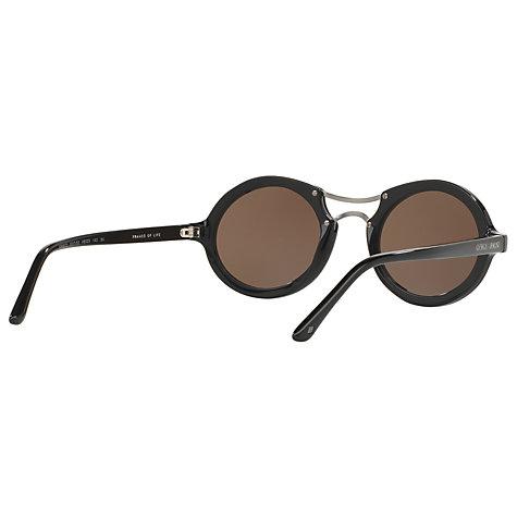 730facb893 Sunglasses From The Giorgio Armani Frames Of Life Collection ...