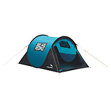Buy Easy Camp Funster Tent, Grey/Blue Online at johnlewis.com