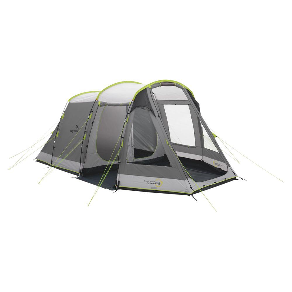 Easy Camp Easy Camp Huntsville 400 Tent, Grey/Green