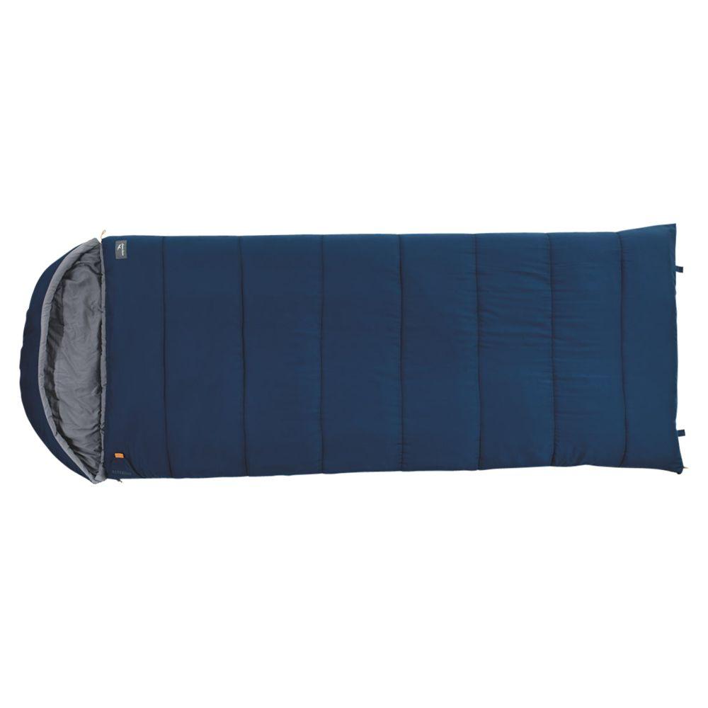 Easy Camp Easy Camp Asteroid Sleeping Bag, Blue/Grey