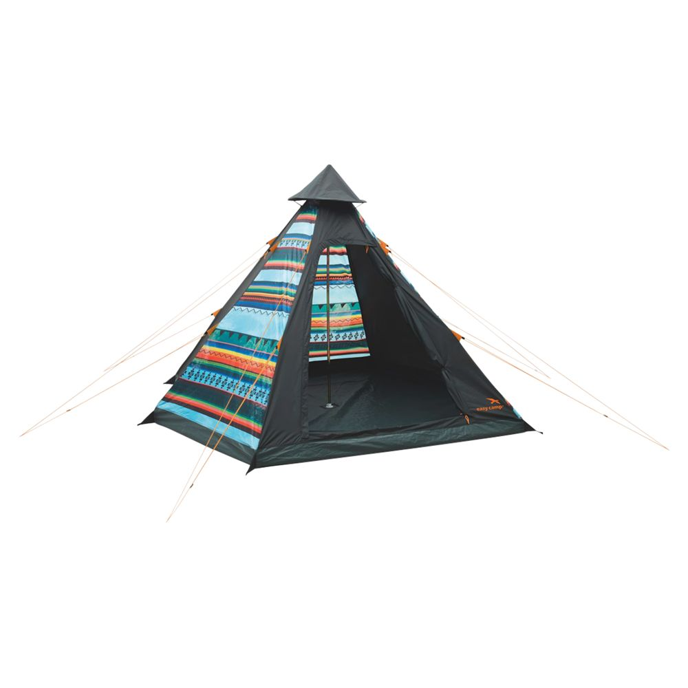 Easy Camp Easy Camp Tipi Tribal Tent, Multi