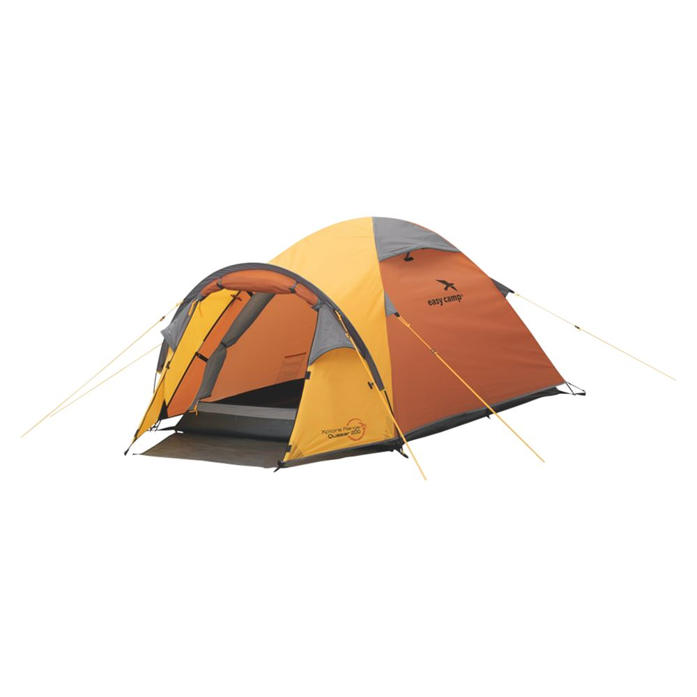 Easy Camp Easy Camp Quasar 200 2 Man Tent, Orange
