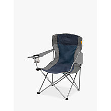Buy Easy Camp Arm Chair, Grey Online at johnlewis.com