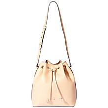 Buy Modalu Amber Leather Duffle Bag Online at johnlewis.com