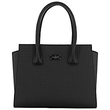 Buy Paul's Boutique Bethany Top Handle Tote Bag, Black Online at johnlewis.com