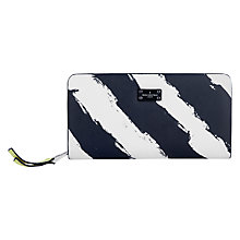 Buy Paul's Boutique Carla Purse, Navy / White Online at johnlewis.com