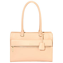 Buy Modalu Erin Structured Leather Tote Bag Online at johnlewis.com