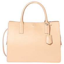 Buy Modalu Jasmine Triple Compartment Grab, Peach Online at johnlewis.com
