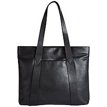Buy Jaeger Newington Leather Tote Bag Online at johnlewis.com