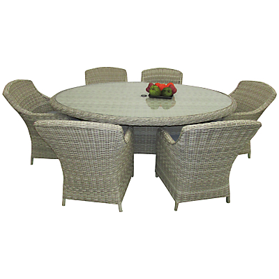 Royalcraft Wentworth Imperial Oval 6-Seater