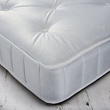 Buy John Lewis The Basics Collection Comfort No Turn Open Spring Mattress, Single Online at johnlewis.com