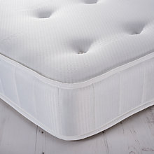 Buy John Lewis Essentials Collection Pocket Spring 1000 No Turn Mattress, Double Online at johnlewis.com