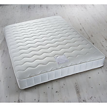 Buy John Lewis Memory Collection Open Spring Memory Foam Mattress, Medium, Double Online at johnlewis.com