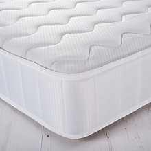 Buy John Lewis Essentials Collection Response 920 Comfort Open Spring Mattress, Double Online at johnlewis.com