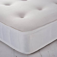 Buy John Lewis Memory Collection 1000 Memory Foam Pocket Spring Mattress, Single Online at johnlewis.com