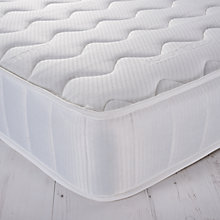 Buy John Lewis Memory Collection Open Spring Memory Foam Mattress, Single Online at johnlewis.com