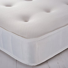 Buy John Lewis Memory Collection 1000 Memory Foam Pocket Spring Mattress, Double Online at johnlewis.com