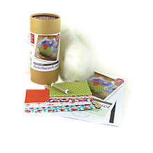 Buy Apples To Pears Sew Your Own Patchwork Owl Sewing Kit, Multi Online at johnlewis.com