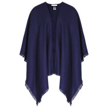 Buy Reiss Tally Fringe Poncho Online at johnlewis.com