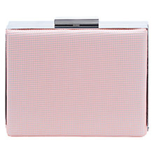 Buy French Connection Ana Mesh Grid Clutch Bag Online at johnlewis.com