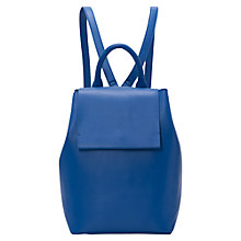 Buy French Connection Sue Backpack, Empire Blue Online at johnlewis.com