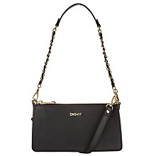 Buy DKNY Bryant Park Saffiano Leather Across Body Chain Bag Online at johnlewis.com