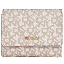 Buy DKNY Heritage Coated Leather Purse Online at johnlewis.com