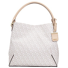 Buy DKNY Heritage Coated Hobo Bag Online at johnlewis.com