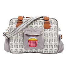 Buy Pink Lining Yummy Mummy Wise Owl Print Changing Bag, Multi Online at johnlewis.com