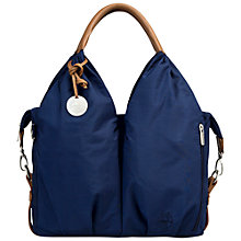 Buy Laessig Signature Changing Bag, Navy Online at johnlewis.com
