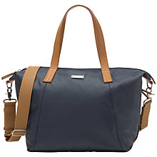 Buy Storksak Noa Changing Bag, Navy Online at johnlewis.com