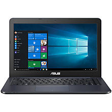 "Buy ASUS EeeBook E402 Laptop, Intel Pentium, 2GB RAM, 32GB eMMC Flash Storage, 14"", Dark Blue Online at johnlewis.com"