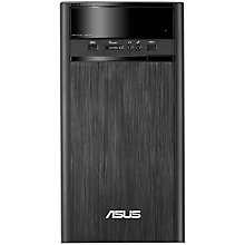 Buy ASUS K31BF Desktop PC, AMD A10, 8GB RAM, 1TB, Black Online at johnlewis.com