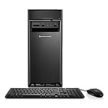 Buy Lenovo IdeaCentre 300 Tower PC, Intel Core i5, 12GB, 2TB, Black Online at johnlewis.com