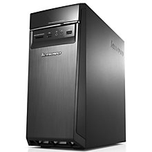 Buy Lenovo IdeaCentre 300 Tower PC, Intel Core i5, 8GB, 2TB, Black Online at johnlewis.com
