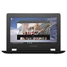 "Buy Lenovo Ideapad 300S Laptop, Intel Celeron, 2GB RAM, 500GB, 11.6"" Online at johnlewis.com"