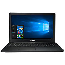 "Buy ASUS X553SA Laptop, Intel Pentium, 8GB RAM, 1TB, 15.6"" Online at johnlewis.com"