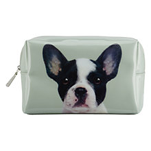 Buy Catseye Dog On Stone Large Beauty Bag Online at johnlewis.com