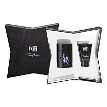 Buy Mugler A*Men 50ml Eau de Toilette Basics Set Online at johnlewis.com