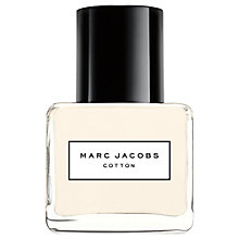 Buy Marc Jacobs Splash Cotton Eau de Toilette, 100ml Online at johnlewis.com