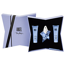 Buy Thierry Mugler Angel 25ml Eau de Parfum Gift Set Online at johnlewis.com