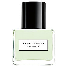 Buy Marc Jacobs Splash Cucumber Eau de Toilette, 100ml Online at johnlewis.com