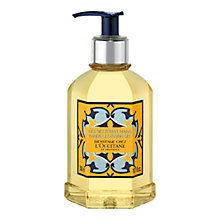 Buy L'Occitane Bienvenue Hands Cleansing Gel, 300ml Online at johnlewis.com