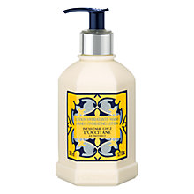 Buy L'Occitane Bienvenue Hands Hydrating Lotion, 300ml Online at johnlewis.com