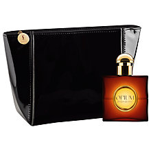 Buy Yves Saint Laurent Opium 30ml Eau de Toilette Mother's Day Fragrance Gift Set Online at johnlewis.com