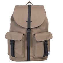 Buy Herschel Supply Co. Dawson Backpack, Green Online at johnlewis.com
